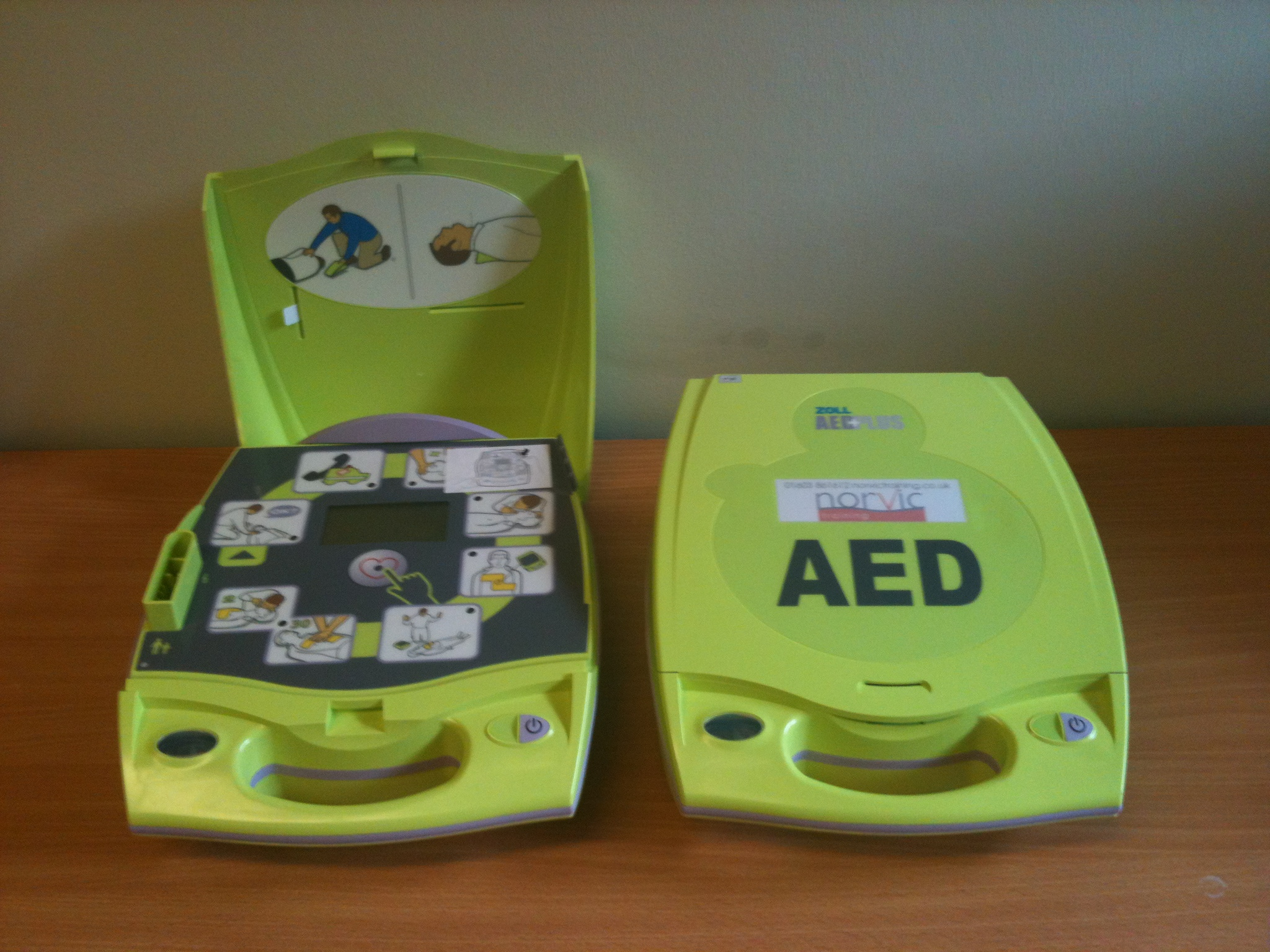 Zoll AED Unit